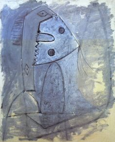 """Pablo Picasso - """"The kiss"""". 1928"""