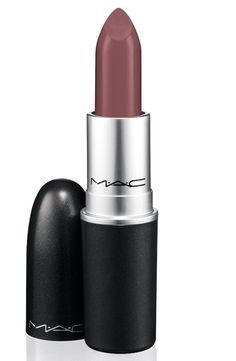 I want this lipstick!!  MAC Lipstick in Hot Chocolate ($15 USD / $18 CAD)
