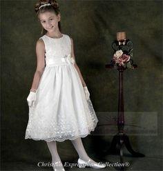 First Communion Dresses-LI-SP110