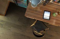x American Hickory Sienna Vinyl Plank Luxury Vinyl Flooring, Luxury Vinyl Plank, Drafting Desk, Furniture, Home Decor, Decoration Home, Room Decor, Home Furnishings, Home Interior Design