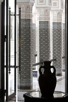 La Mamounia Marrakech, Morocco
