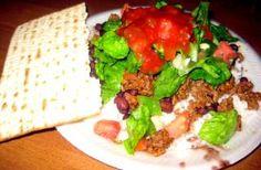 matza taco salad