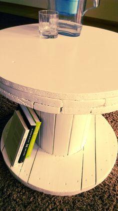 Ładny stolik z palet :) Sympatyczny projekt, który wykonałem