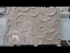 3D feature artistic wall panel will create a wonderful & amazing look that nature has to bring to your luxury building. www.linlinstone.com
