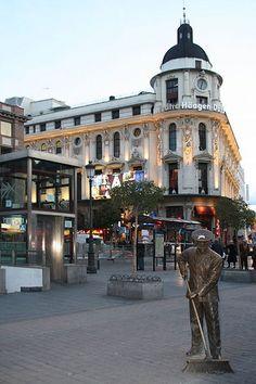 Madrid -  Plaza de Benavente