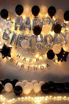 Birthday Goals, Birthday Party For Teens, 25th Birthday Ideas For Him, Birthday Ideas For Girlfriend, Birthday Surprises For Him, Gold Birthday Party, Teen Birthday, 30th Birthday Party For Him, Birthday Surprise Ideas For Best Friend