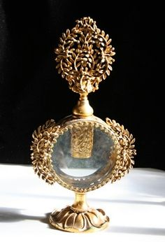Perfume Bottle by suzette--I have this one among many in my collection...Y