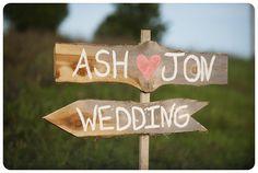 peach and burlap | Kentucky Farm Wedding | Ashley + Jon | Part 3 » Louisville Wedding ...