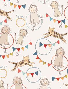 Fun wallpaper designs for kiddos!