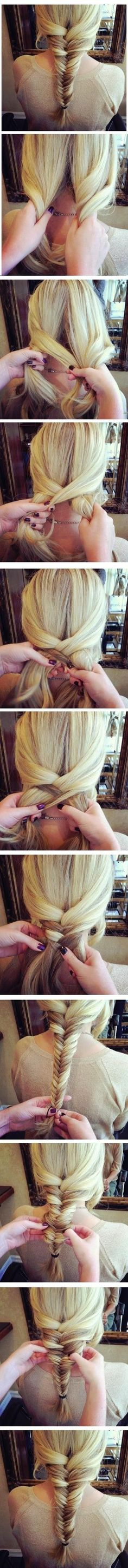 Fishtail made easy!