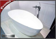 Cada baie ovala Olivy din compozit 156 cm Bathtub, Bathroom, Standing Bath, Washroom, Bathtubs, Bath Tube, Full Bath, Bath, Bathrooms