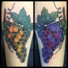 Grapes...!