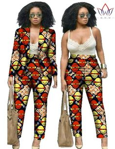 f68bbc995d8 Two Piece Set African Clothes For Women
