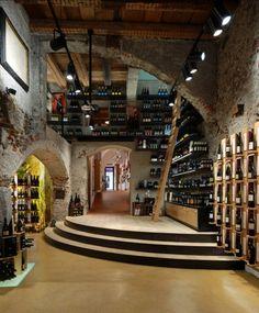 Harpf drink shop by monovolume, Bruneck – Italy