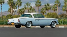 1956 Studebaker Sky Hawk coupe 2015 Scottsdale sale
