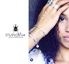 Studio Blue Jewelry #sterlingsilver #handcrafted #jewelry #style #accessories