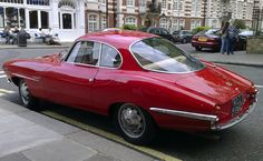 1966 Alfa Romeo Giulia Sprint Speciale