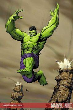 Giant-Size Incredible Hulk Cover: Hulk Marvel Comics Poster - 30 x 46 cm Hulk Marvel, Marvel Heroes, Comic Book Artists, Comic Artist, Comic Books Art, Arte Do Hulk, Strongest Avenger, Hulk Art, Marvel Comic Universe