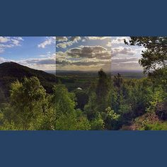 https://flic.kr/p/t2JHNW | Rustic panorama from the Wrekin Hills. Just joined a few HDR shots  in a collage. They overlapped enough to capture the whole vista. #upsticksngo #travel #panorama