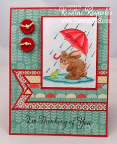 Stamping & Scrapping in California: C4C 233: April Showers Bring May Flowers