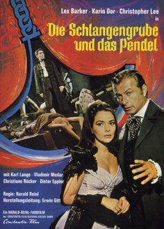 The Torture Chamber of Dr. Sadism (1967) directed by Harald Reinl