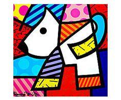 Gravura white dog