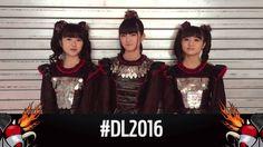 Babymetal will be performing at Download '16