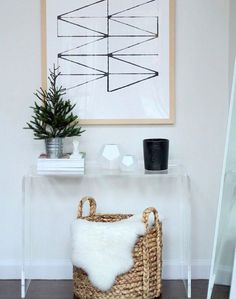 Show your interior decor style with a Minted wall art print for your home. Image courtesy of @somewherelately