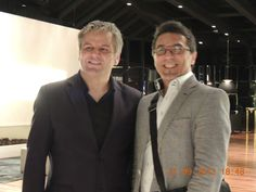 Marcos Fidélis (in memorian) e Wander Ferreira Junior - MBA Gestão de Eventos e Cerimoniais de Luxo