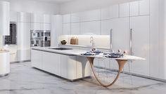 Pierres-Yves Rochon Creates Custom Interior for Jade Signature Penthouse | Home and Design