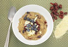 Awesome gluten-free breakfast recipe idea (with quinoa!)