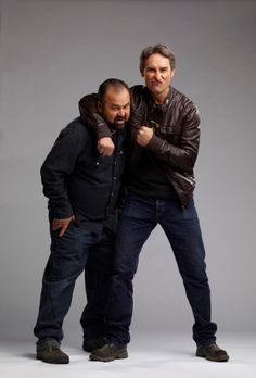 American Pickers ~ Frankie &  Mike
