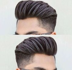 167 hair highlights ideas, highlight types, and products explained – page 1 Blond Hairstyles, Mens Hairstyles Pompadour, Pompadour Men, Trendy Hairstyles, Pompadour Fade Haircut, Wedding Hairstyles, Pompadour Style, Black Hairstyle, Vintage Hairstyles