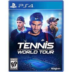 Xbox One Game Added: Tennis World Tour Tennis World, Stan Wawrinka, Tennis Games, Tennis Tips, Angelique Kerber, Motion Capture, Playstation 5, Xbox Xbox, Xbox One S