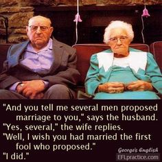 Ideas Funny Quotes For Women Jokes My Husband Funny Marriage Jokes, Marriage Humor, Marriage Life, Happy Marriage, Women Jokes, Super Funny Quotes, Funny Sayings, Funny Pictures For Kids, Funny Love