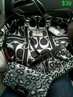I have this purse! The color and style of it never fades. I pull it out in December every year!