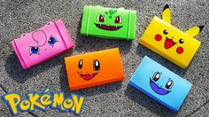 DIY EASY Pokemon Pencil Box! Back to School Tutorial | NerdECrafter |  D...