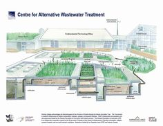 Ways To Make Water From Air – Greenhouse Design Ideas Aquaponics System, Hydroponics, Water From Air, Rainwater Harvesting System, Natural Farming, Water Treatment, Water Systems, Landscape Architecture, Architecture Design