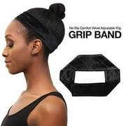 Wig Grip Headband Affix your Wig or Hair – full-cosas Wig Hat, Headband Wigs, Diy Resin Crystals, Bald Spot, Detangling Brush, Buddy Workouts, Hair And Makeup Tips, Quality Wigs, Velvet Material