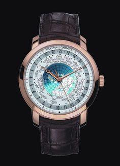 Cartier World Time Watch