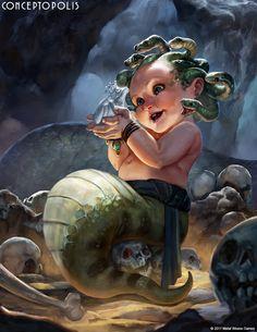 Baby Bestiary | Conceptopolis