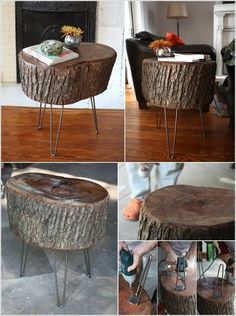Fallen Tree Projects For Your Yard (4)