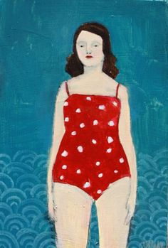 teresa by amanda blake art, via flickr
