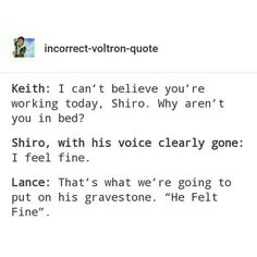 Not shiro but imagine this being Neil and the team ugh #thefoxholecourt