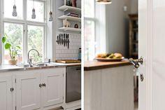 Karl X Gustavs gata Helsingborg — Bjurfors Helsingborg, Beautiful Homes, Kitchen Cabinets, Inspiration, Design, Home Decor, Houses, Kitchen Cupboards, Homemade Home Decor