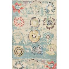Refresh the master suite effortlessly with this chic rug, or add it to the entryway for an instant pop of style.