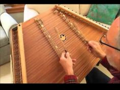 Lo, How a Rose E'er Blooming on hammered dulcimer by Timothy Seaman