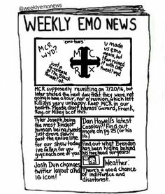 Lol...I'm not really emo...just the bands. This made my day