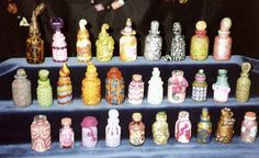 SCPCG Bottles Of Hope---clay projects/ artists reaching out to cancer patients