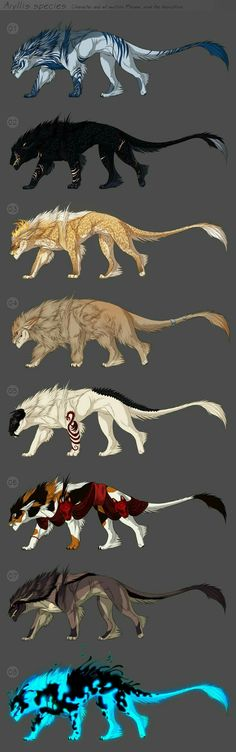 Aryllis – character anf art auction – CLOSED by akreon on DeviantArt Aryllis – character anf art auction – CLOSED by akreon on DeviantArt - Monde Des Animaux Mythical Creatures Art, Mythological Creatures, Magical Creatures, Fantasy Monster, Monster Art, Creature Concept Art, Creature Design, Creature Drawings, Animal Drawings